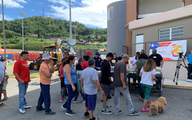 Puerto Rico earthquake distribution.PNG
