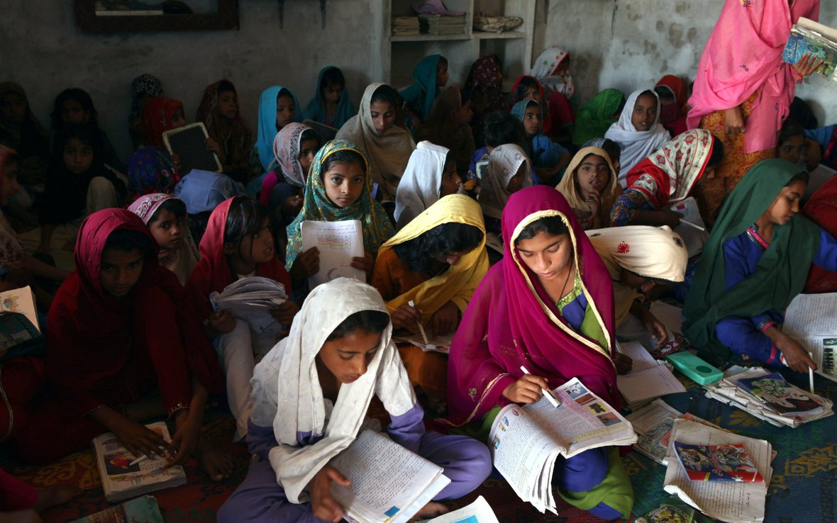 Education champions Malala Yousafzai and Kailash Satyarthi