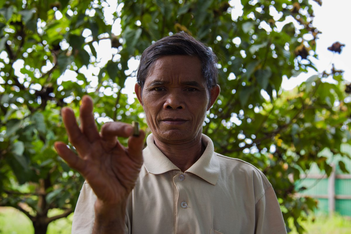 69698dcf Bullets can't stop indigenous people defending their land and forest | Oxfam
